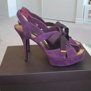 Louis Vuitton hug me sandal